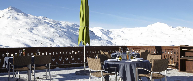 Restaurant Jean Sulpice - L'Oxalys - Val Thorens