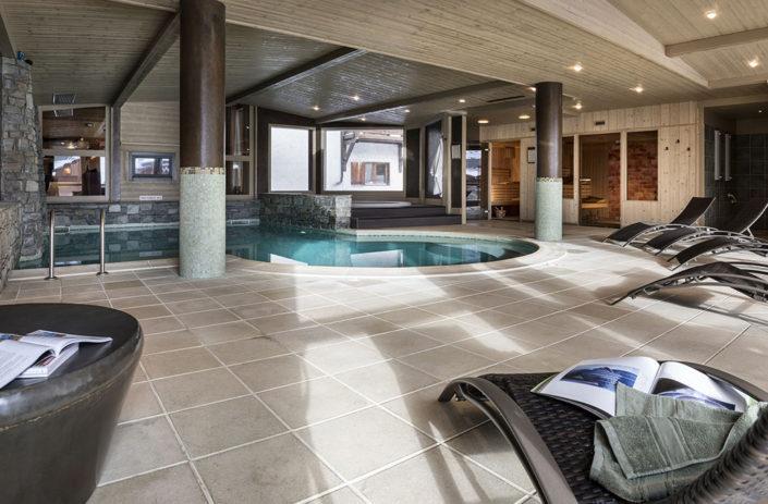 Espace piscine et bien-être à l'oxalys