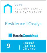 Oxalys Reconnaissance de l'excellence 2019